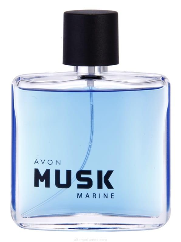 Avon Musk Marine Eau De Toilette Spray 75ml Alter Perfumes