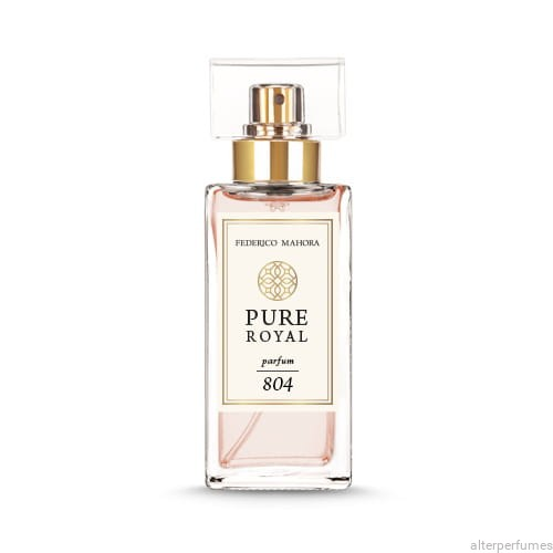 Fm 804 Pure Royal Collection Blackcurrant Peony Patchouli