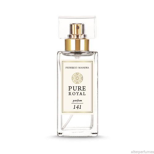 7073a3b93033 FM 141 - Pure Royal Collection Yuzu-Magnolia-Ambergris Parfum 50ml ...