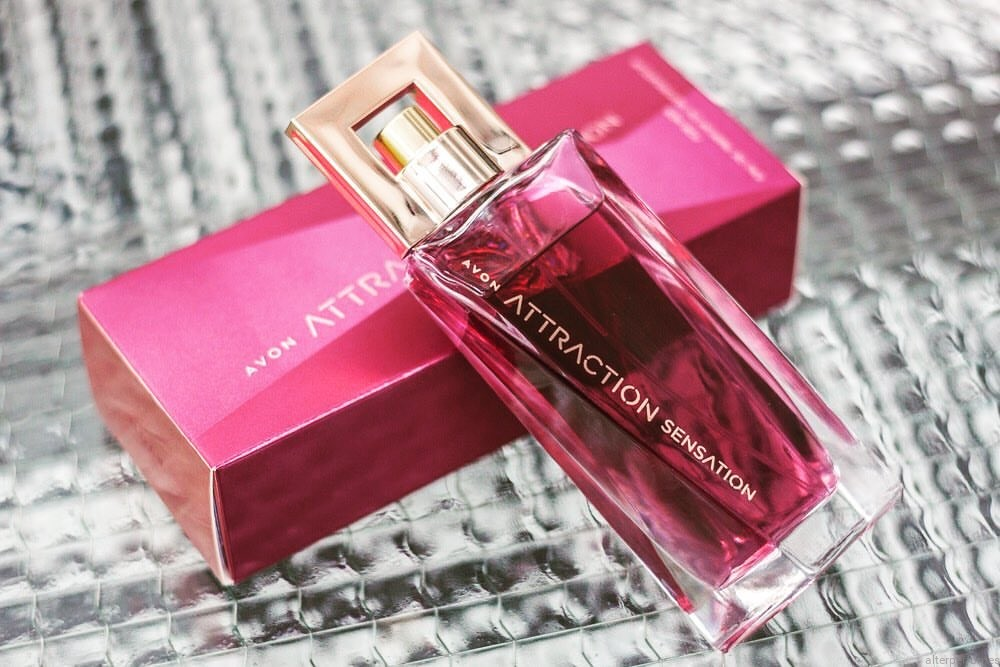 Attraction sensation for her avon.ru акция 42 дня