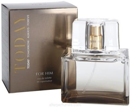 Avon Tta Today Eau De Toilette For Men 75ml Alter Perfumes