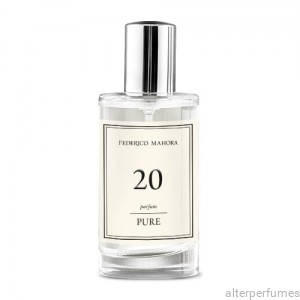 FM No 20 PURE Parfum For Women Floral Sensual 50ml