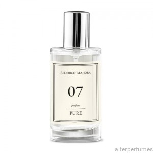 FM No 07 PURE Parfum For Women Well Balanced Floral 50ml