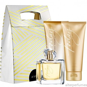 Avon - TTA Today - Eau de Parfum, Shower Gel, Body Lotion - Gift Set