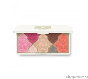 Alaya - Eye Shadows Palette - Total Allure (Vegan) 9g
