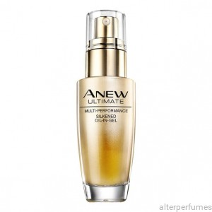 Avon - Anew Ultimate - Multi-Performance Silkened Oil In Gel 30ml