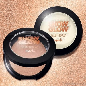 Avon Mark - Show Glow - Highlighter Pink Sand 6g