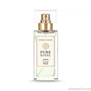 FM 825 - Pure Royal - Parfum For Women - Woody 50ml