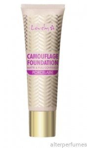 Lovely - Camouflage Foundation High Coverage - 1 Porcelain 25g
