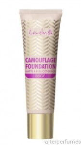 Lovely - Camouflage Foundation High Coverage - 4 Beige 25g