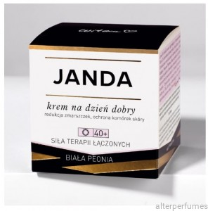Janda 40+ White Peony Wrinkles Reduction Skin Cells Protection Day Cream 50ml