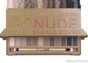 Wibo - Go Nude -  Sex Appeal 12 Eye Shadows Palette 13g