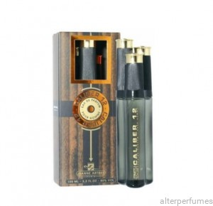 Jeanne Arthes - Caliber 12 - Eau de Parfum For Men 100ml