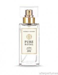 FM 281 - Pure Royal - Parfum For Women - Floral Vibrant 50ml