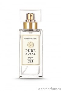 FM 283 - Pure Royal - Parfum For Women - Floral Sweet 50ml
