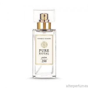 FM 298 - Pure Royal - Parfum - Citruses - Rose - Patchouli  50ml