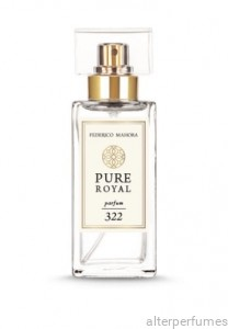 FM 322 - Pure Royal - Parfum - Floral 50ml