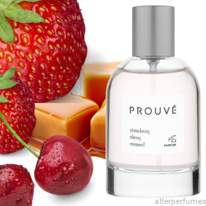 Prouve #15 Parfum For Women Strawberry - Cherry - Caramel 50ml