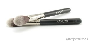 Hakuro H15 - Blusher, Bronzer, Highlighter Brush - Synthetic