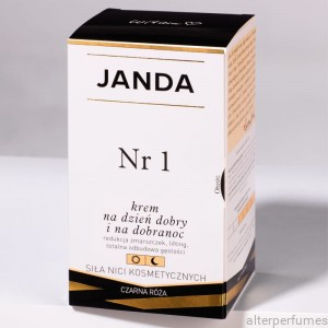 Janda No 1 Lifting Hydrating Anti-Wrinkle Day/Night Face Cream 40+ 50ml