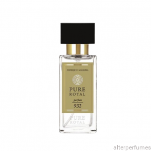 FM 932 - Pure Royal - Parfum Unisex - Vanilla - Light Wood - Fresh Flowers 50ml