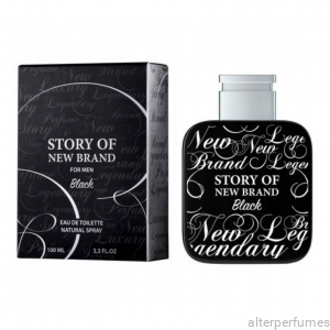New Brand - Story Of New Brand Black - Eau de Toilette 100ml