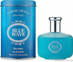 Jean Marc - Copacabana Blue Wave - Eau de Toilette 100ml