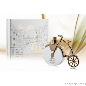 Go Chic GOLD Eau de Parfum For Women by Morakot/Tiverton 100 ml