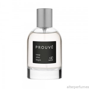 Prouve #40 - Parfum For Men - Orange - Vetiver - Benzoin 50ml