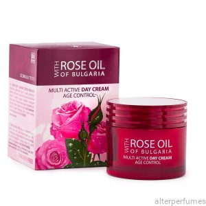 Multi Active Age Control Day Cream by Rose of Bulgaria 50ml