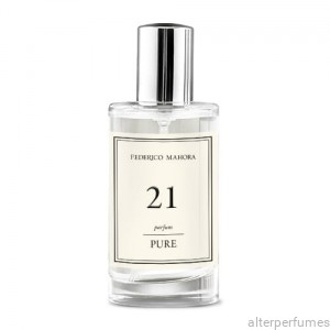 FM No 21 PURE Parfum For Women Floral Timeless 50ml