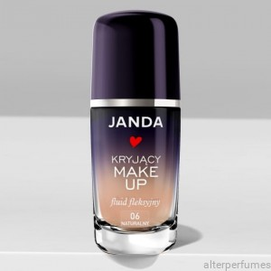 Janda Flexible Foundation - 06 Natural Beige  30ml