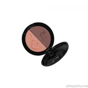 FM Make Up Duo Eyeshadows Volcanic Brown 3g