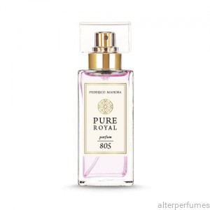 FM 805 - Pure Royal Collection Blackcurrant - Rose - Woody Notes Parfum 50ml