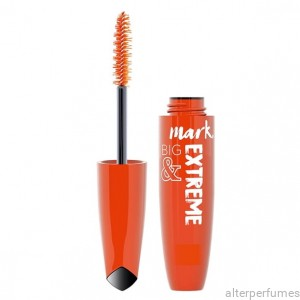 Avon Mark - Mascara - Big & Extreme - Brown Black 10ml