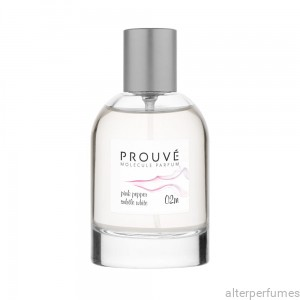 Prouve 02m - Pink Pepper - Subtle White - Molecule Parfum 50ml