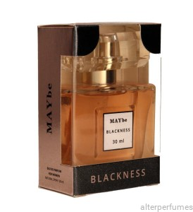 MAYbe Blackness Eau de Parfum For Women 30ml - Alter Perfumes