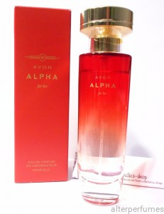 Avon Alpha For Her - Eau de Parfum- 50ml