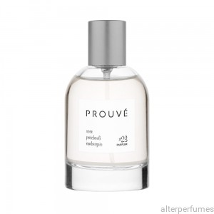 Prouve #23 Parfum For Women Rose - Patchouli - Ambergris 50ml