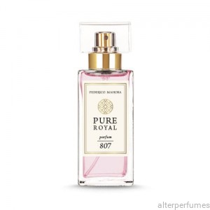 FM 807 -  Pure Royal Collection - Neroli - Wilde Peach - Musk Parfum 50ml