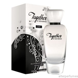 New Brand - Together Day - Eau de Parfum For Women 100ml