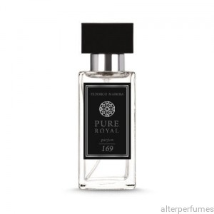 FM 169 Pure Royal - Parfum For Men - Sicilian Mandarin - Oak Moss 50ml