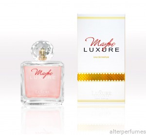 Maybe - Eau de Parfum by Luxure 100ml