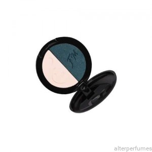 FM Make Up Duo Eyeshadows Sandy Emerald 3g