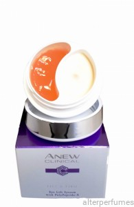 AVON Anew Clinical Infinite Lift Firm Eye Cream Gel Dual Eye Lift System 20ml