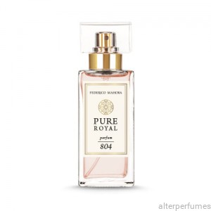 FM 804 - Pure Royal Collection Blackcurrant - Peony - Patchouli Parfum 50ml