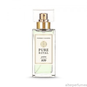 FM 809 - Pure Royal Collection Aquatic Notes - Patchouli - Musk Parfum 50ml