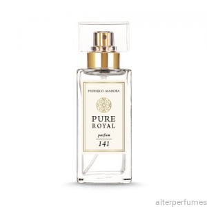 FM 141 - Pure Royal Collection Yuzu-Magnolia-Ambergris Parfum 50ml