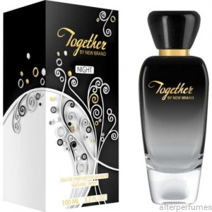 New Brand - Together Night - Eau de Parfum For Women 100ml