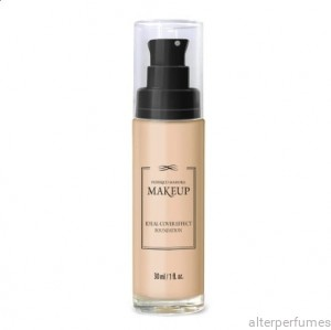 FM Make Up -  Ideal Cover Effect Foundation - Nude 30ml
